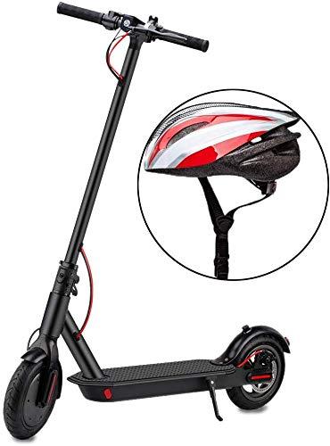 """YONOS Elektroroller,350W Motor Erwachsener Elektro Scooter mit 8,5\"""" Vollgummireifen LED Scheinwerfer & Display, bis zu 15,5 MPH & 16 Meilen Faltbarer E-Scooter für Pendler und Reisen"""