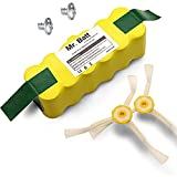 Mr.Batt Replacement Battery for iRobot Roomba 500 600 700 800 900 Series Robot Vacuums