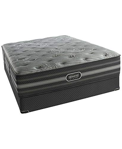 Simmons Beautyrest Black Lydia Luxury Firm Queen Mattress Only