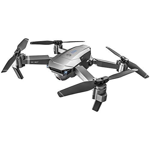 Gps Drone Con 4k Hd Dual Camera Wide Angle Anti-shake Wifi Fpv Rc Quadcopter Pieghevole Droni Robot Gps Mi Seguono