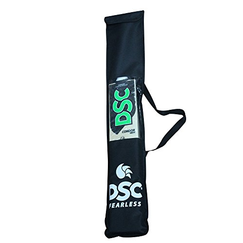 DSC 1501232 Bat Cover Kashmir Willow Cricket (Black)
