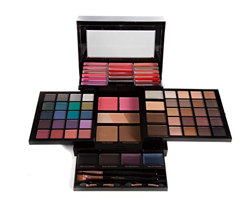 Profusion Cosmetics - Pro Elevation Kit - Starter Makeup Artist Kit Eyeshadows Lip Shades Gel Eyeliners Highlighters… 2