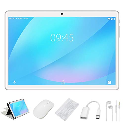 Tablet 10 Pollici YESTEL X7 Android 8.1 Tablets con 4GB RAM 64GB ROM+ Espanso 128 GB LET Dual SIM...