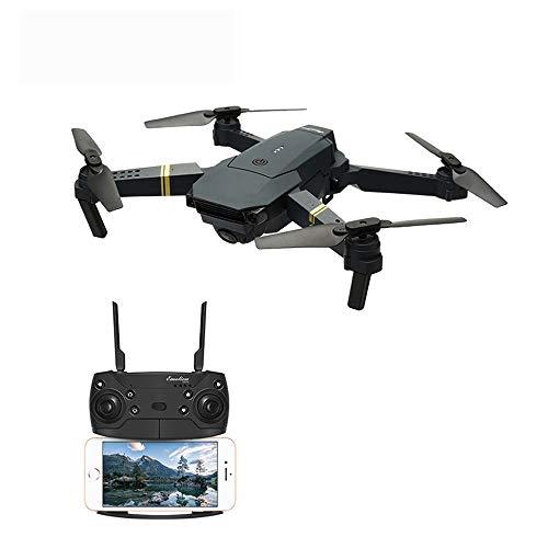 Braccio pieghevole Telecomando 8.0MP WIFI FPV Telecamera grandangolare HD Drone Alta modalit Hold Mini RC Quadcopter RTF One-key Decollo / atterraggio / Stop giocattolo UAV Compleanno Regalo di Natal