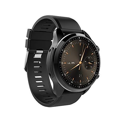 Kospet Brave 4G LTE Smart Watch,IP68 Waterproof TFT IPS Smart Watches,MTK6737 2GB+16GB,Translator,GPS,WiFi,Heart Rate Monitor,Multi Sport Mode, Google APP Store Smartwatch