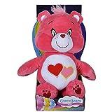 Care Bears Soft Plush Soft Toy 27cm-Love-a-Lot Bear