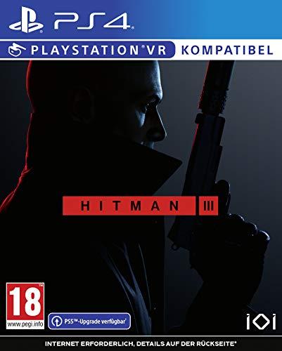HITMAN 3 (PS4 / PSVR) - [AT-PEGI]