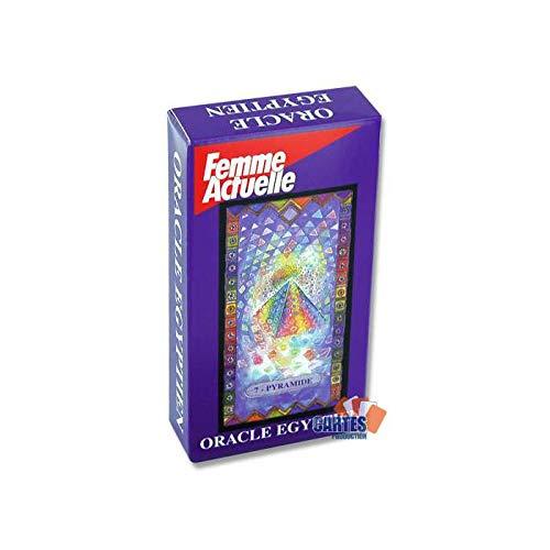 Jeu de 58 cartes : Oracle Egyptien