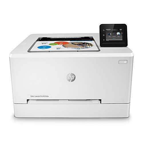 HP Color LaserJet Pro M255dw Wireless Laser Printer, Remote Mobile...
