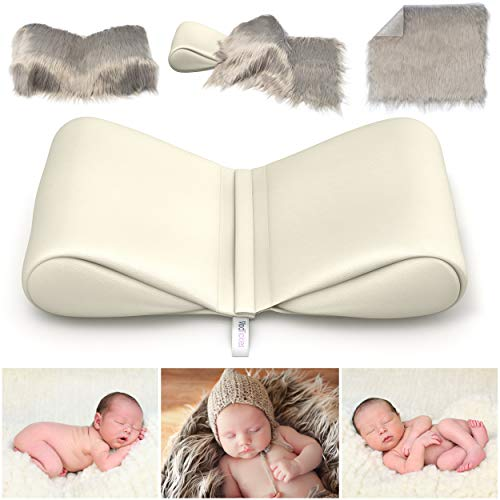 Newborn Photography Props Bundle - Infant Butterfly Posing...