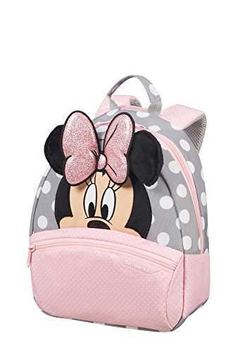 Samsonite Disney Ultimate 2.0 Children'S Zaino 28.5 x 23.5 x 13.5 cm, 7 L, Multicolore (Minnie...