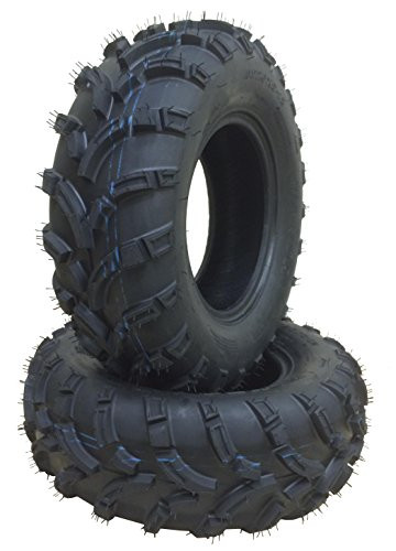 Set of 2 New WANDA ATV/UTV Tires 25x8-12 /6PR P373-10243 …