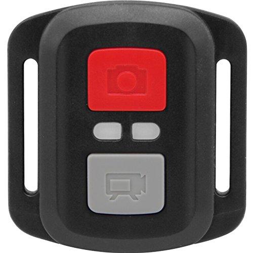 SUNERLORY Telecomando Wireless 2.4G per Action Cam per Sport, Telecamera per Sport Impermeabile in ABS, Telecomando per videocamera Ultra HD, Design Creativo Facile da trasportare