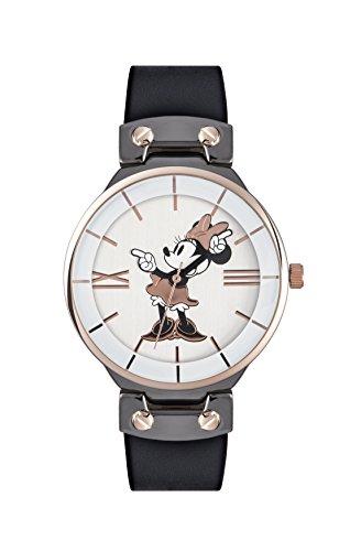 Minnie Mouse Damen Analog Uhr MN1564