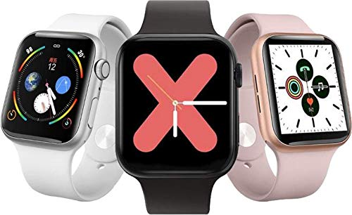 Relógio Inteligente Smartwatch Iwo 12 44mm Rose (rosa)