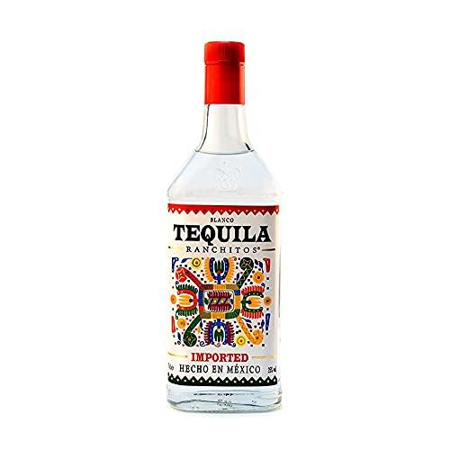 Tequila RANCHITOS Silver 70cl - 35º grados