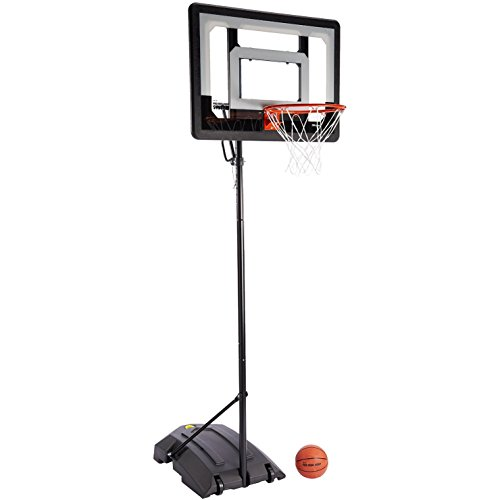 SKLZ Pro Mini Hoop Basketball System with Adjustable-Height Pole and...