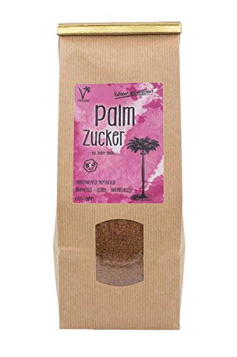 Kräuterladen Bio Palmzucker aus Bali | 100% Handarbeit (1 x 1kg)