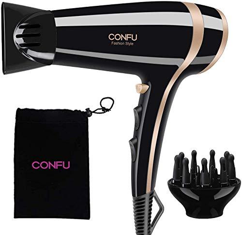 Cocoda Seche Cheveux, 2200W Puissant Sèche Cheveux Ionique à Température...