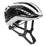 Scott Centric Plus Helmet White/Black, M