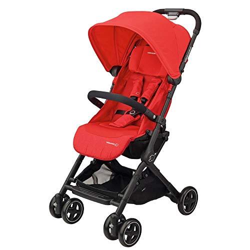 Bb Confort Lara Passeggino Pieghevole Ultra Compatto, Unisex Bambini, dalla nascita fino a 3.5...