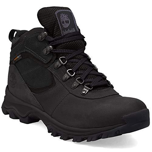 Timberland Men's Mt. Maddsen Hiker Hiking Boot, Black, 14 W US