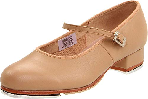 Bloch Women's TAP-ON, Tan, 7