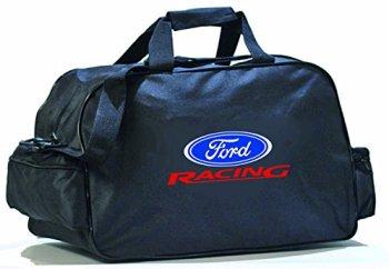 guilletaschen Ford Racing Logo Bag Unisex Leisure School Leisure Shoulder Backpack