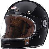 BELL ヘルメット Bullitt 14-21年 現行モデル ソリッドカラー グロス黒/M(57~58cm) [並行輸入品]