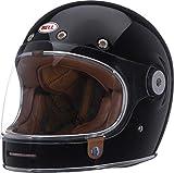 BELL ベル 2018年 Bullitt ブリット ヘルメット Solid ソリッド グロス黒/M(57~58cm) [並行輸入品]