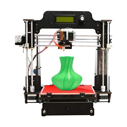 GEEETECH Impresora 3D de madera Prusa I3 Pro W Kit de bricol