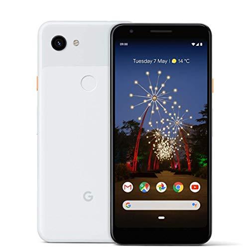 Google Pixel 3a 14,2 cm (5.6') 4 GB 64 GB 4G Blanco 3000 mAh -...