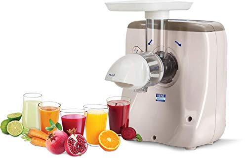 Kent Cold Pressed Juicer Plus (Off-white)