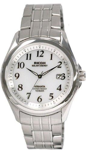 リコー 腕時計 697005-01 シルバー