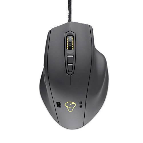 Mionix MNX-01-26003-G - Ratón Gaming, Color Negro