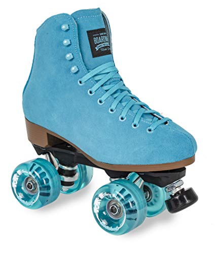 Sure-Grip Blue Boardwalk Skates Outdoor