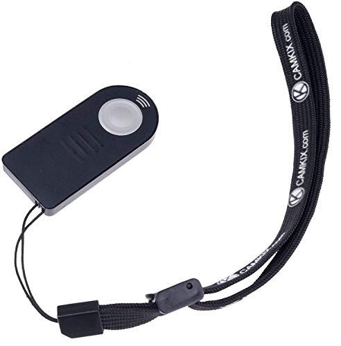 Telecomando Otturatore Wireless IR - Funziona con molte fotocamere Nikon e Canon, ad esempio: D70, D750, D3000, D3200, D3300, D5500, D7000 / EOS