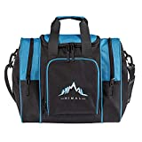 Himal Bowling Bag for Single Ball - Bowling Ball Tote Bowling Bag with Padded Ball Holder - Fits...