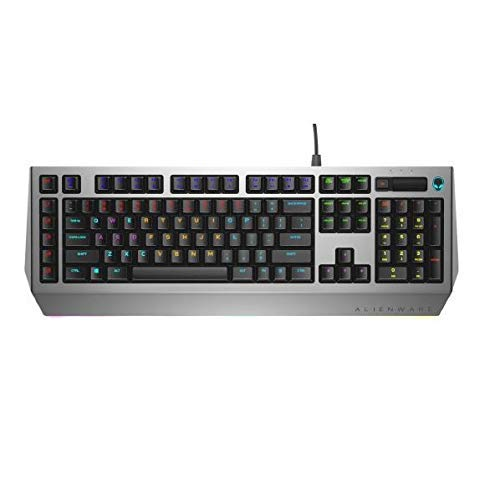 Dell Alienware Pro Gaming Mechanical Keyboard and Alienware Gaming Mouse