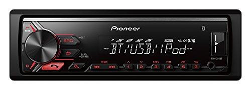 Pioneer Radio Bluetooth MVH-390BT USB, AUX Eingang, Freisprecheinrichtung  ...