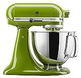 KitchenAid KSM150PSMA Artisan Series 5 Quart Tilt-Head Stand Mixer, Matcha