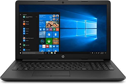 HP 15-db0045ns - Ordenador portátil 15.6' HD (AMD Ryzen 5-2500U, 12GB RAM,...