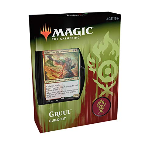 Magic The Gathering Ravnica Allegiance - Guild Kit: GRUUL