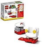 LEGO- Super Mario Power Up Pack, Espansione, Costume Potenza di Fiamma, Giocattolo, 71370