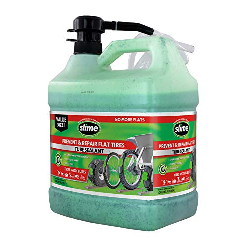 Slime Tube Sealant and Tube Repair 1 Gallon