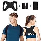 Corrector de Postura, Corrector Postura Espalda Faja para Hombre y Mujer Hombro Clavícula Espalda...