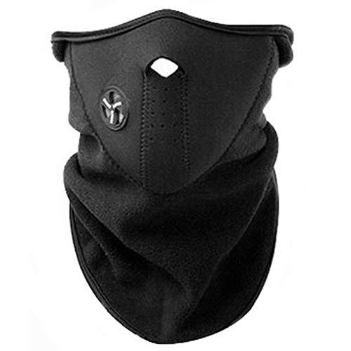 AKORD - Máscara con cuello de neopreno para deportes de inv