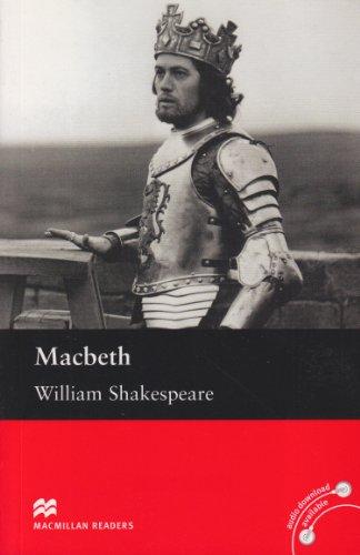 Macbeth. Upper intermediate (Macmillan Readers)