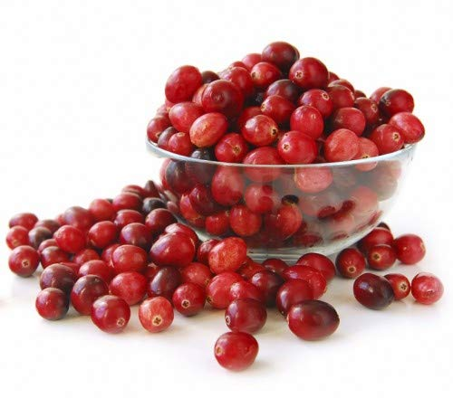 Fresh Frozen Organic Cranberries by Northwest Wild Foods - Healthy Antioxidant Fruit Diet - for Smoothies, Pies, Jams, Syrups (4.5 Pounds)