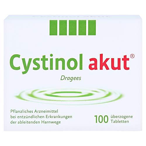 Cystinol akut Dragees, 100 St